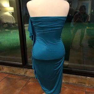 Cache Dresses - CACHE STRAPLESS DRESS